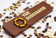 Chocoladereep met logo