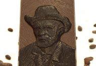 Chocoladetablet portret